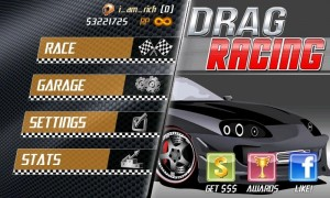 Drag Racing para Android 1