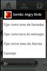 Top Sonidos Populares para Android 1