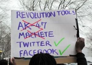 5 razones por las que Twitter está presente en todas las revoluciones