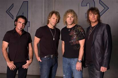 Top 10 canciones bon jovi 1