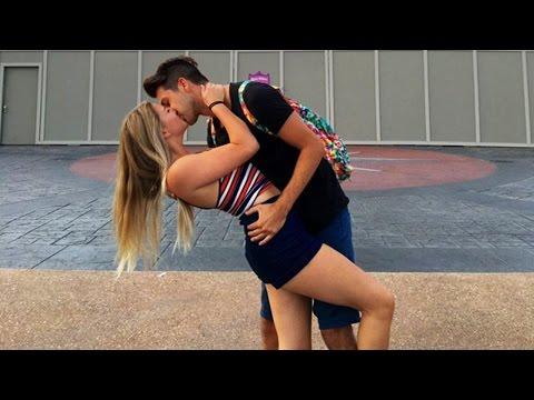 Top 5 PrankInvasion Kissing Pranks (GONE WILD)