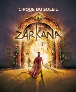 Cirque du Soleil presenta su nuevo espectáculo : Zarkana 1
